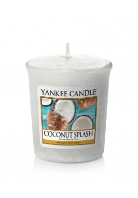 АРОМАТИЧЕСКАЯ СВЕЧА YANKEE CANDLE Кокосовый всплеск / Coconut Splash