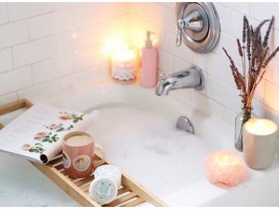 Какую свечу зажечь, чтобы расслабиться в ванной?