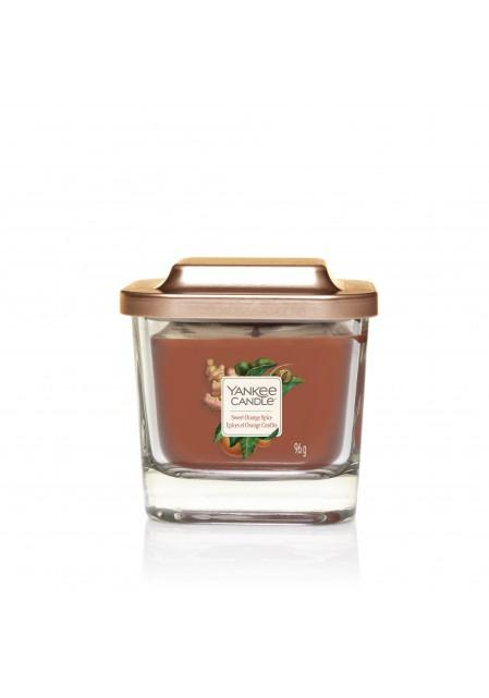 АРОМАТИЧЕСКАЯ СВЕЧА YANKEE CANDLE  Sweet Orange Spice / Сладкий пряный апельсин