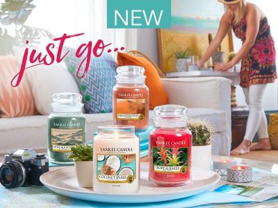 10 июня стартуют продажи новой коллекции Just Go !