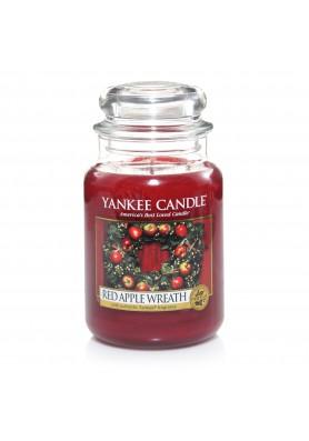 Венок из из красных яблок Red Apple Wreath 623 гр / 110-150 часов