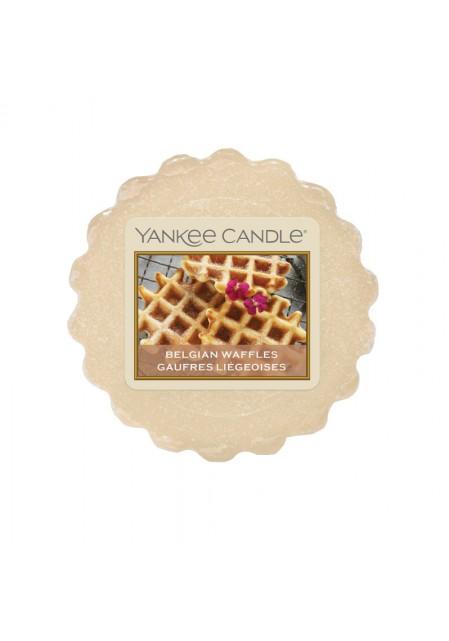 Восковая тарталетка Бельгийские вафли Belgian Waffles