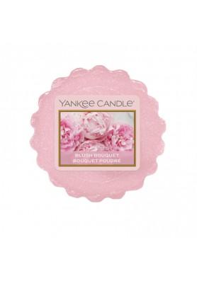 Восковая тарталетка Пудровый букет Blush Bouquet