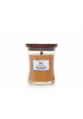 Карамель и жареный кунжут свеча средняя 275гр.