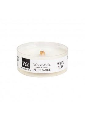 Белый тик свеча мини 31гр.