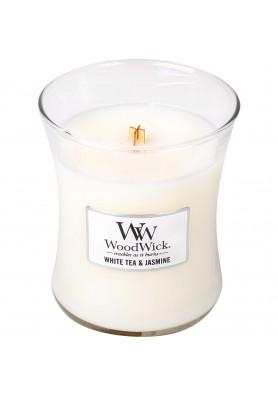 Белый чай и жасмин свеча средняя 275гр.