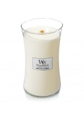 Белый чай и жасмин свеча большая 610гр.