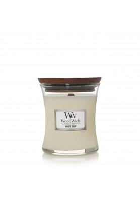 Белый тик свеча маленькая 85гр.