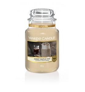 Сладкий кленовый чай Sweet Maple Chai 623 гр / 110-150 часов