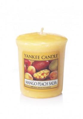 АРОМАТИЧЕСКАЯ СВЕЧА YANKEE CANDLE  Mango Peach Salsa  / Манго персиковая сальса