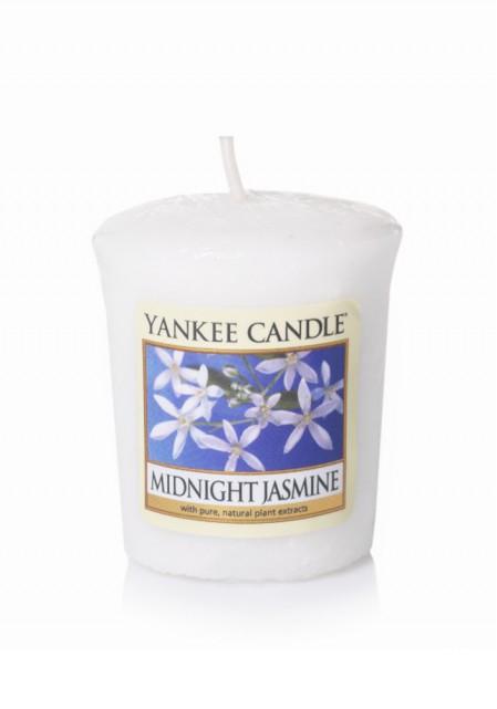 АРОМАТИЧЕСКАЯ СВЕЧА YANKEE CANDLE  Midnight Jasmine /  Ночной жасмин