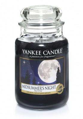 Ароматическая свеча Yankee Candle Midsummer's Night / Летняя ночь