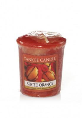 АРОМАТИЧЕСКАЯ СВЕЧА YANKEE CANDLE Spiced orange / Пряный  апельсин