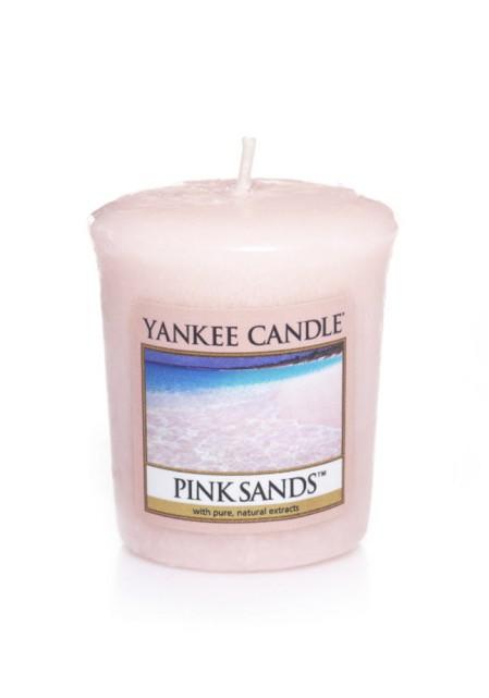 АРОМАТИЧЕСКАЯ СВЕЧА YANKEE CANDLE Pink Sands / Розовые пески