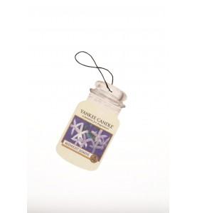 АРОМАТИЗАТОР ДЛЯ АВТО YANKEE CANDLE Midnight Jasmine / Ночной жасмин