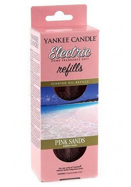 YANKEE CANDLE SCENT PLUG REFILLS PINK SANDS / РОЗОВЫЕ ПЕСКИ