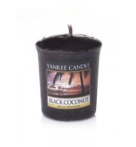 АРОМАТИЧЕСКАЯ СВЕЧА YANKEE CANDLE Black Coconut  / Черный кокос