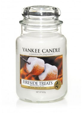 АРОМАТИЧЕСКАЯ СВЕЧА YANKEE CANDLE Fireside treats / Жареный мармелад
