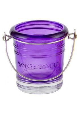Подсвечник для вотива фиолетовый YC BUCKET VOTIVE HOLDER PURPLE