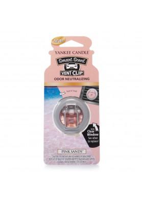Ароматизатор жидкий, на прищепке Розовые пески /Pink Sands