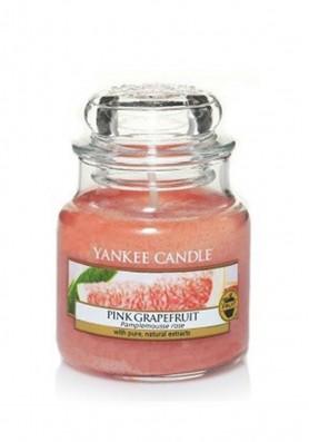 Ароматическая свеча Yankee Candle Pink Grapefruit / Розовый Грэйпфрут