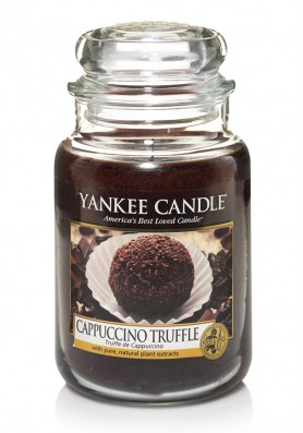 Ароматическая свеча Yankee Candle Capuccino Truffle / Капуччино трюфель