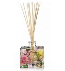 АРОМАТИЧЕСКИЙ ДИФФУЗОР YANKEE CANDLE  FRESH CUT ROSES  / Свежесрезанные розы