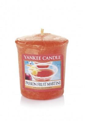 АРОМАТИЧЕСКАЯ СВЕЧА YANKEE CANDLE  Passion fruit martini  / Маракуйя и Мартини