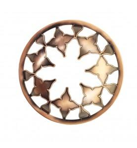 Декоративная крышка Moroccan медь MOROCCAN COPPER ILLUMALID