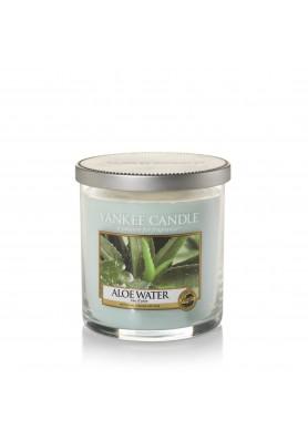 АРОМАТИЧЕСКАЯ СВЕЧА В СТАКАНЕ YANKEE CANDLE Aloe water / Вода Алоэ