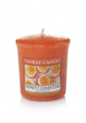 АРОМАТИЧЕСКАЯ СВЕЧА YANKEE CANDLE Honey Clementine  / Медовый клементин