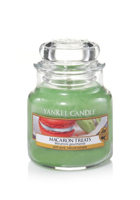 АРОМАТИЧЕСКАЯ СВЕЧА YANKEE CANDLE  Macaron treats / Макаруны