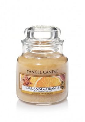 АРОМАТИЧЕСКАЯ СВЕЧА YANKEE CANDLE  Star Anise & Orange / Анис и Апельсин