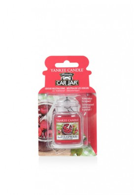 АРОМАТИЗАТОР ДЛЯ АВТО YANKEE CANDLE Red Raspberry  / Красная Малина