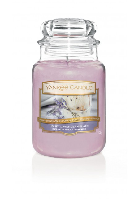Медово-лавандовый пломбир Honey Lavender Gelato 623 гр / 110-150 часов