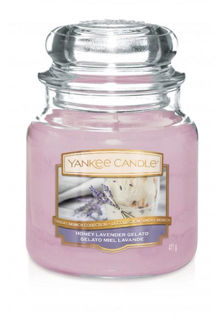 Медово-лавандовый пломбир Honey Lavender Gelato 411 гр / 65-90 часов
