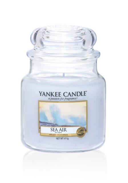 Ароматическая свеча Yankee Candle Sea air / Морской воздух