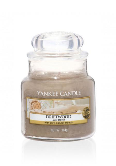 Ароматическая свеча Yankee Candle Driftwood / Прибрежное дерево