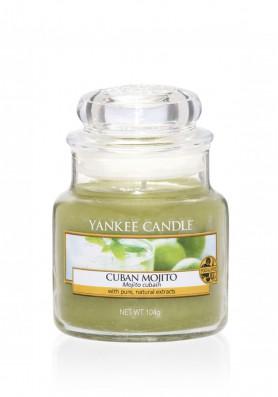 Ароматическая свеча Yankee Candle Cuban Mojito / Кубинский Мохито