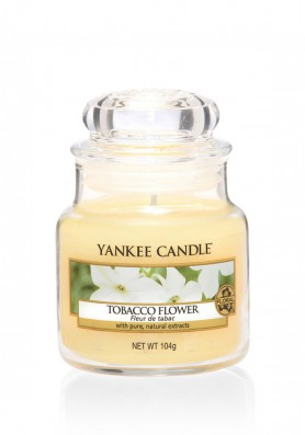 Ароматическая свеча Yankee Candle Tobacco Flower / Цветок Табака