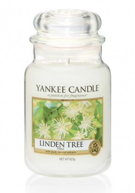 Ароматическая свеча Yankee Candle  Linden Tree / Липа