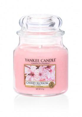 Ароматическая свеча Yankee Candle Cherry Blossom / Цветущая вишня