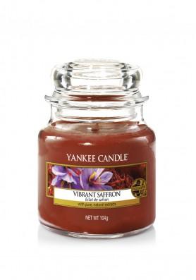 АРОМАТИЧЕСКАЯ СВЕЧА YANKEE CANDLE Vibrant Saffron / Яркий шафран