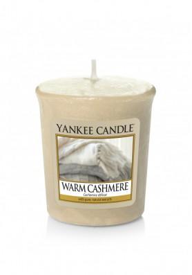 АРОМАТИЧЕСКАЯ СВЕЧА YANKEE CANDLE Warm Cashmere / Тёплый кашемир