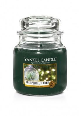 АРОМАТИЧЕСКАЯ СВЕЧА YANKEE CANDLE  The Perfect Tree / Идеальная ель