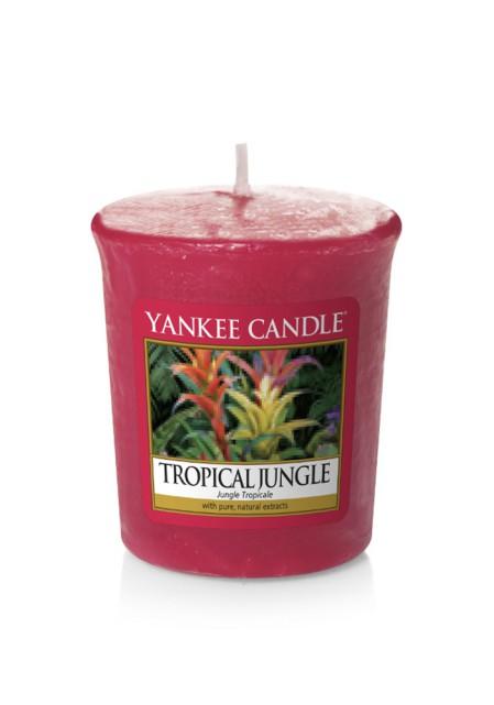 АРОМАТИЧЕСКАЯ СВЕЧА YANKEE CANDLE Tropical  Jungle / Тропические джунгли