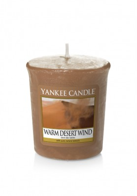 АРОМАТИЧЕСКАЯ СВЕЧА YANKEE CANDLE  Warm Desert Wind / Теплый ветер пустыни