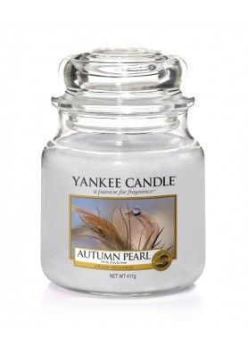 АРОМАТИЧЕСКАЯ СВЕЧА YANKEE CANDLE Autumn Pearl / Осенняя жемчужина