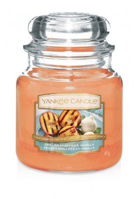Персик на гриле и ваниль Grilled Peaches & Vanilla 411 гр / 65-90 часов