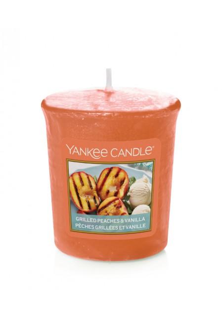 Персик на гриле и ваниль Grilled Peaches & Vanilla 49 гр / 15часов